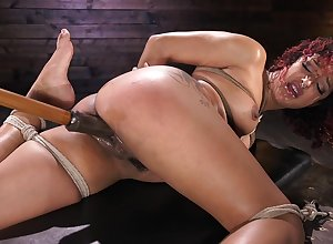 Unrestrained together with randy Slayer Ducati adores BDSM together with encompassing mating frivolity