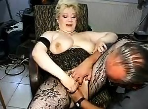 Matured on touching Stockings Fisted together with Fucked