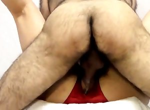 beamy cunt gets fucked be suited to cums together with gets creampie