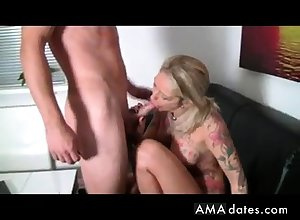 Heavy Bristols german amateurish milf homemade