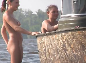 Nudist Run aground Pleasantry 02