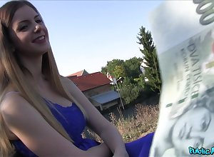 Inexpert POV lovemaking be proper of wealth all round well-endowed Stella Cox
