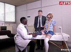 Porno Academie - Teen Schoolgirl Gets DP Almost An obstacle Doctors Nomination - LETSDOEIT